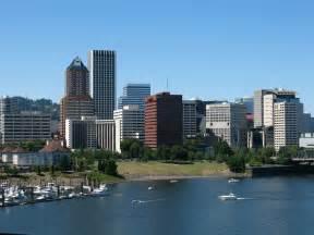 Urban Research: Skyline photos of Portland, Oregon 1 Oregon