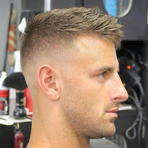 images  barbershops  pinterest taper fade high fade  military fade