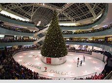 Galleria Dallas Christmas Tree Raising Galleria Dallas