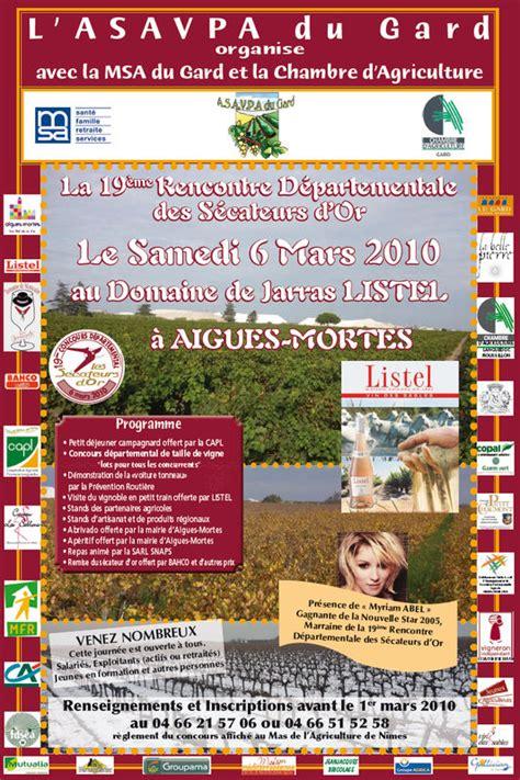 Chambre D Agriculture Du Roussillon Les Asavpa Du Languedoc Roussillon F 233 D 233 Ration R 233 Gionale