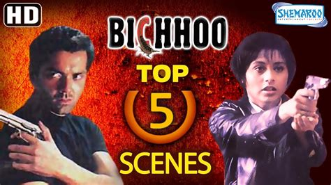 Top 5 Scenes From Bichhoo