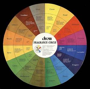 Essential Oil Scent Diagram