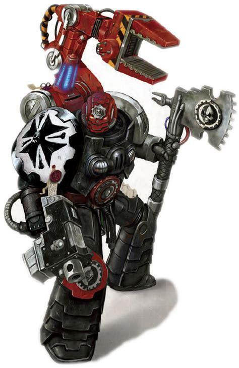 Deathwatch Techmarine Warhammer 40k Wiki Fandom
