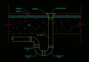Detail Shower Shower In Autocad