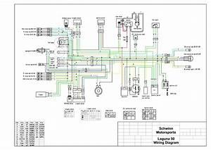 Razor E175 Wiring Diagram