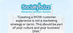 #BUZZ: HOW TO CREATE A WOW CUSTOMER EXPERIENCE! - Social ...