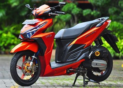Vario 150 Modif by Gambar Motor Vario 150 Modif Automotivegarage Org