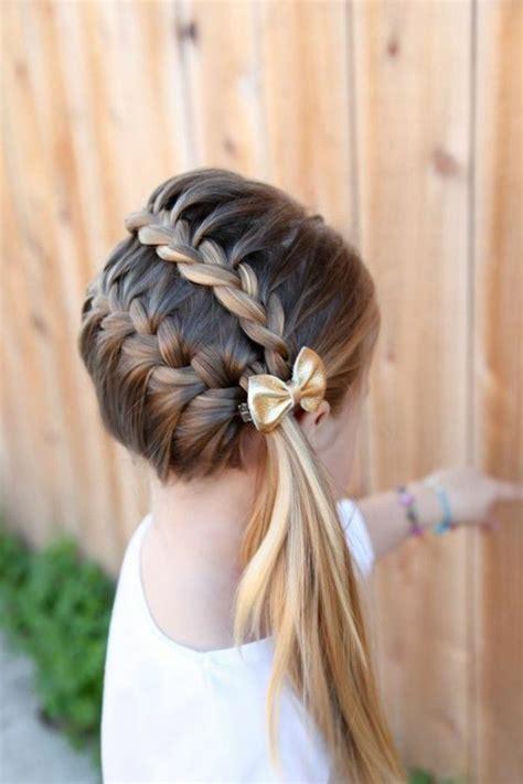 coiffure fille tresse coiffure fille 90 id 233 es pour votre