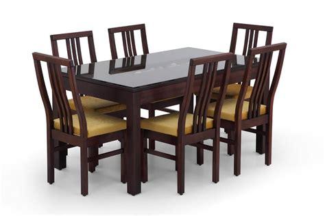 square dining table set buy rectangular glass dining table set wooden glass