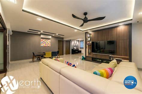 designer living 4 room bto renovation package hdb renovation