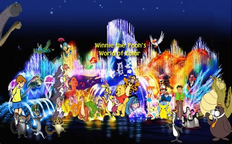 winnie the pooh s world of color pooh s adventures wiki