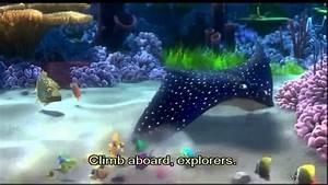 Mr. Ray - Finding Nemo - YouTube