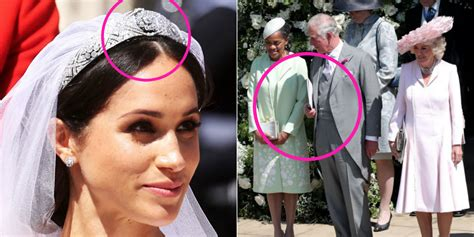 royal things missed meghan harry markle prince briggs myers moments major cake toppers unique