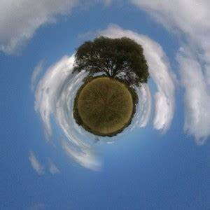 Tiny Planets App - Pics about space