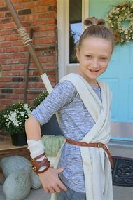 Rey Star Wars DIY Costume