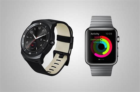 android wearables android wear vs apple which smartwatch will wow
