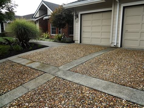 concrete landscaping ideas landscaping with gravel and concrete 2017 2018 best cars reviews