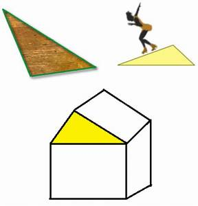 Right Angled Triangles in Real Life images
