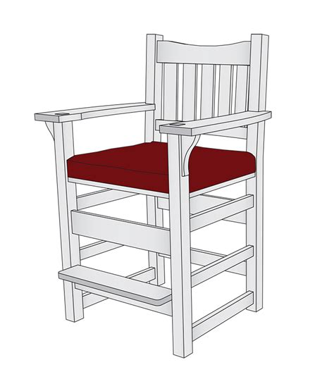 stickley morris chair free plans stickley furniture drawings readwatchdo