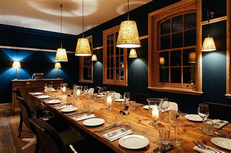 Book Private Dining Room, Bird In The Hand (london) Headbox
