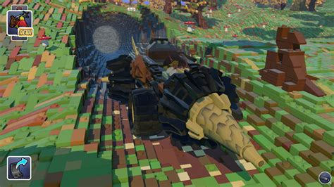 lego worlds officially announced  minecraft  lego