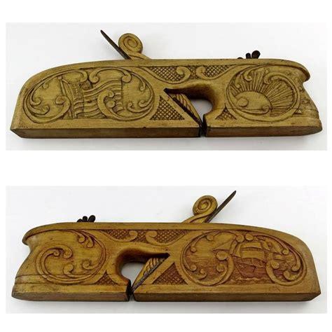 ulmia georg ott vintage wood plane german woodworking tool