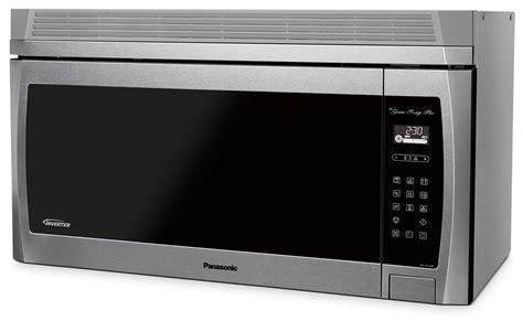 Panasonic® 2.0 Cu. Ft. Genius® Prestige® Plus Over the