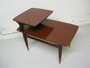 mid century modern coffee table with drawer by lane mid With mid century modern coffee table book