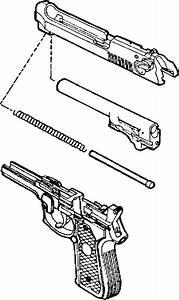 Warning - Beretta 92f 9mm Pistol