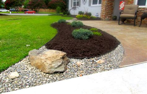landscaping ideas with rocks and stones pdf homelk