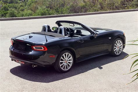 fiat spider 124 fiat 124 spider finally breaks cover