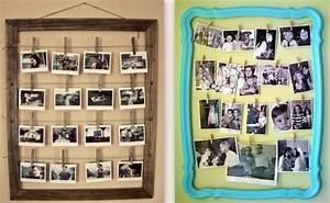 Porte Photo Original : porte photos originaux faire soi m me ~ Teatrodelosmanantiales.com Idées de Décoration