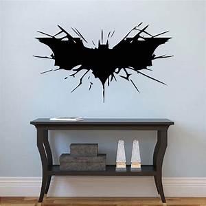batman wall decals roselawnlutheran With batman wall decal