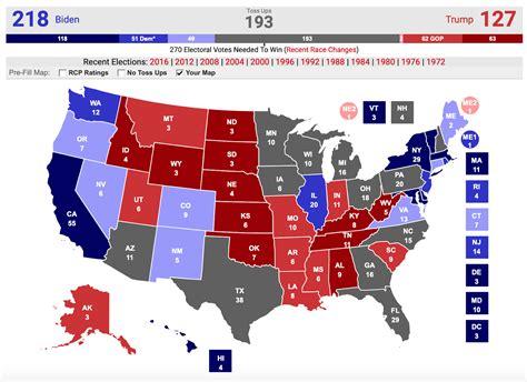 Biden received 306 electoral votes and donald trump (r) received 232 electoral votes. Election 2020: Battleground Map Evolves As Polls Tighten