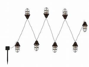 Led Lichterkette Draußen : led lichterkette mit 8 laternen ip44 solarbeleuchtung f r drau en gartendeko kaufen bei ~ Orissabook.com Haus und Dekorationen