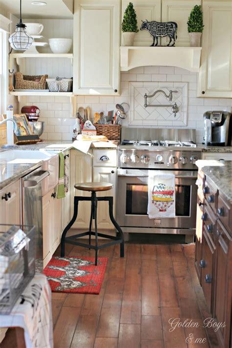 farmhouse kitchen cabinets diy cozy farmhouse style in our kitchen farmhouse kitchen