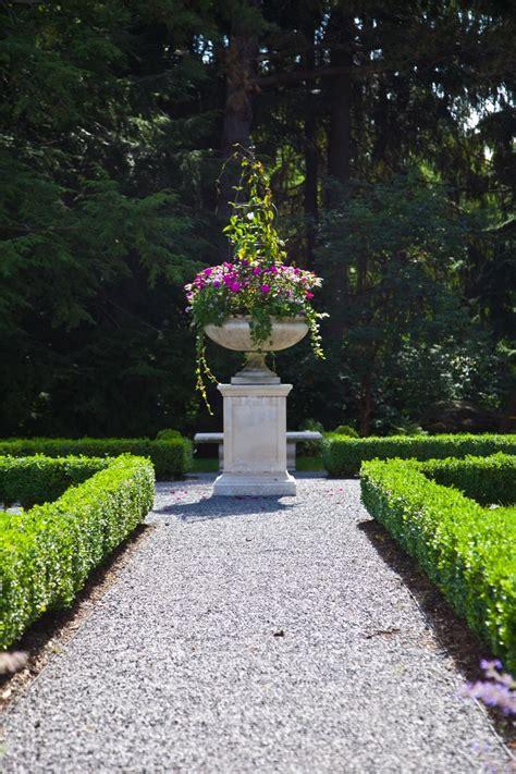 Formal English Garden Planter  English Gardens Pinterest