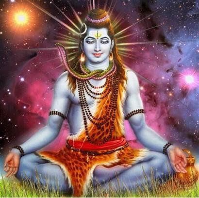 Shiva God Animation Cosmic Wordzz