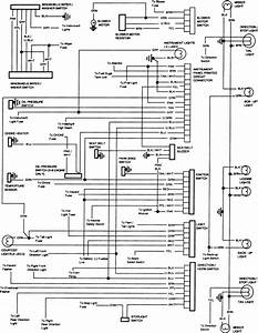 Free Auto Wiring Diagram  1985 Gmc Truck Back Side Wiring