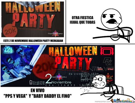 Halloween Party Meme - halloween party by jhonsitoc meme center