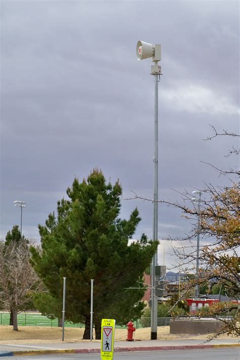 sirens  nmsu campus   tested april  article