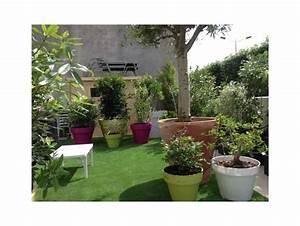 paysagiste loire atlantique jardin paysager entretien With awesome photos de bassins de jardin 4 plantations autour de la terrasse passion jardins