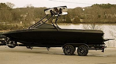 Kmc Boat Trailer Wheels by Blacked Quot Murdered Quot Out Cars Non Ski Gabber