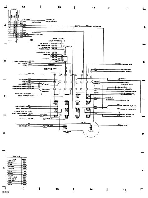 Wiring 1989 Chevy 10 by 1989 Chevy G20 Fuse Box Wiring Diagram Database