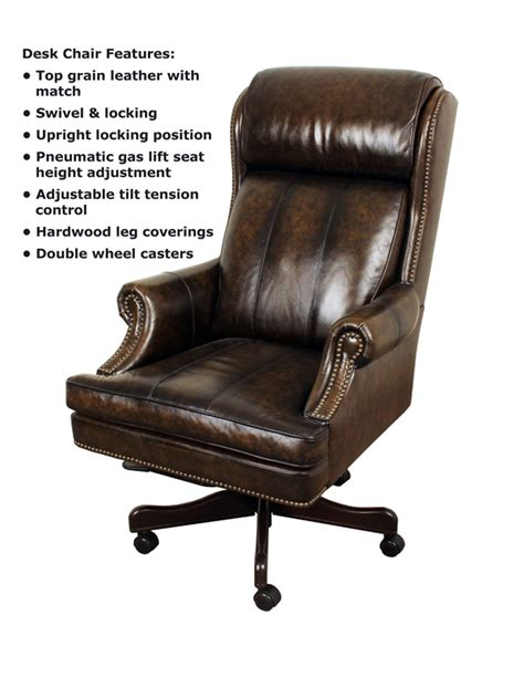 dark brown leather desk chair black and brown leather desk chair