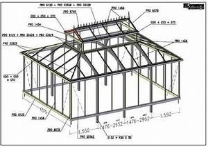 Janssens Cathedral Victorian Greenhouse  20x15
