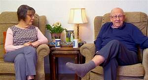 Gogglebox's June is fulfilling Leon's wish and writing a ...