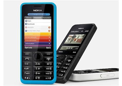 nokia  dual sim feature phone    rs