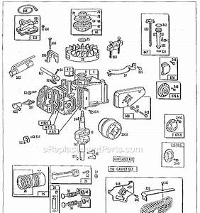 Lawn Mower Charging System Diagram