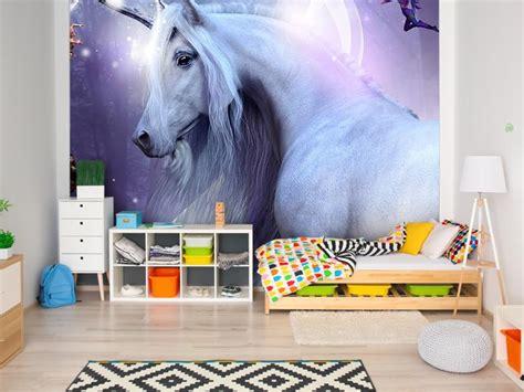 Фотообої Казковий єдиноріг купити на стіну • Еко Шпалери